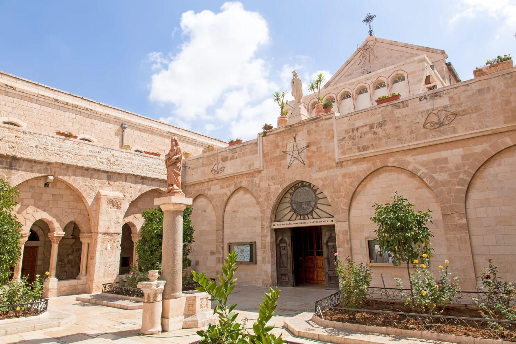 Bethlehem Church of Nativity