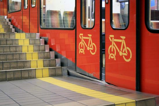 carmelit-subway