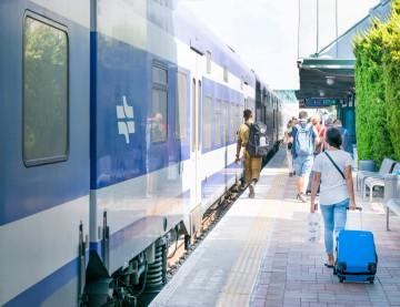 Israel Train Station