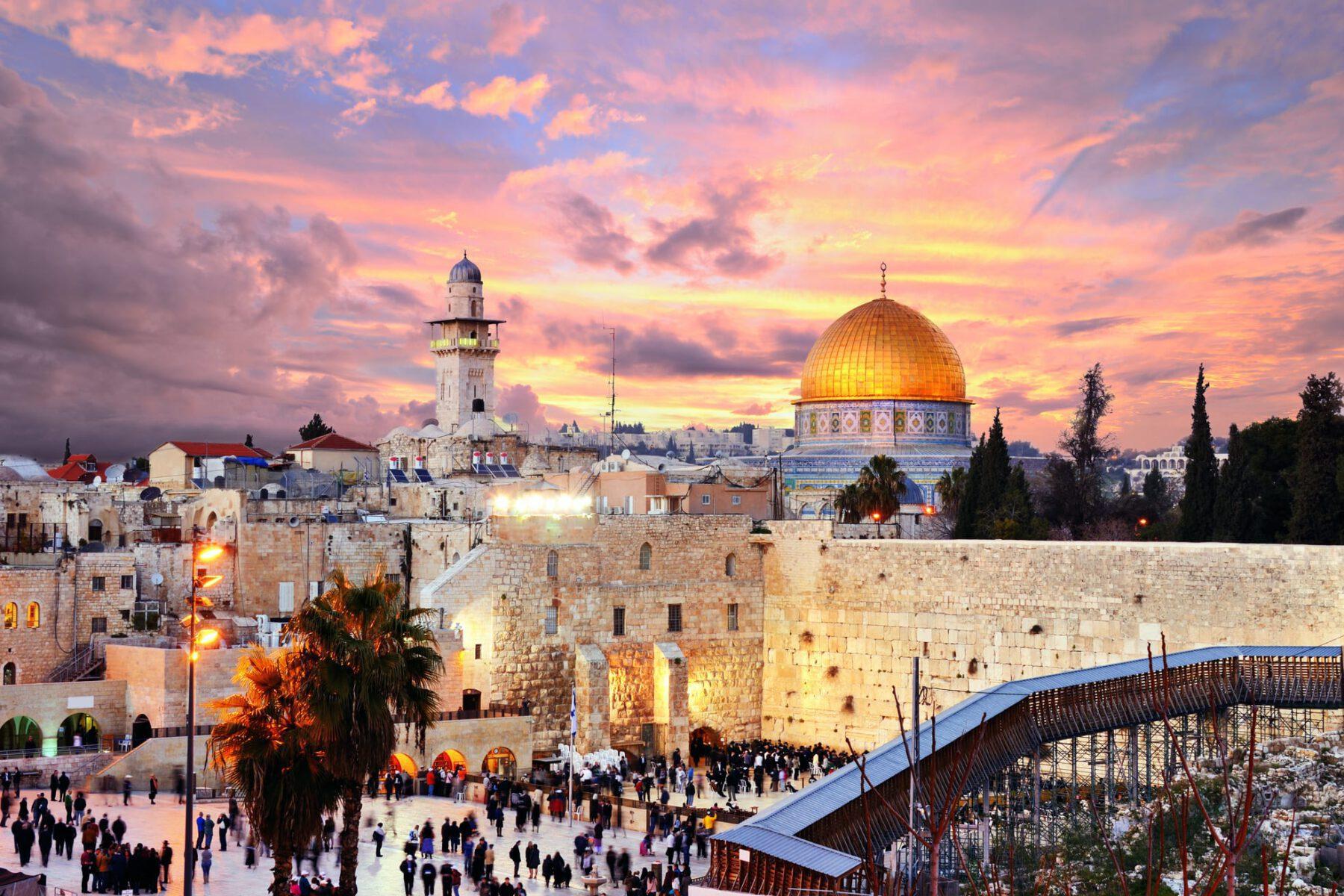 Jerusalem-kotel-western-wall