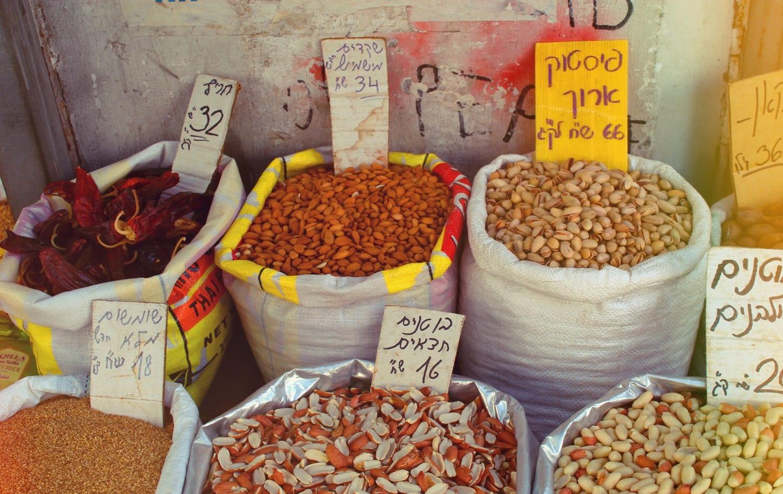 Akko Old City Market