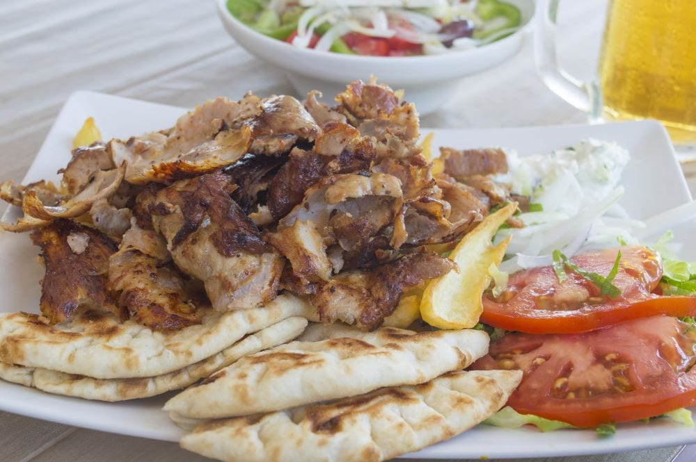 Akko Old City Shawarma