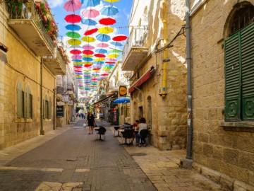 Yoel Solomon Street Jerusalem