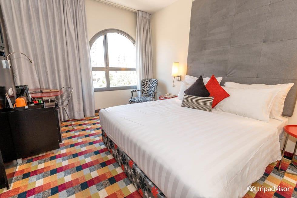harmony-hotel-standard room