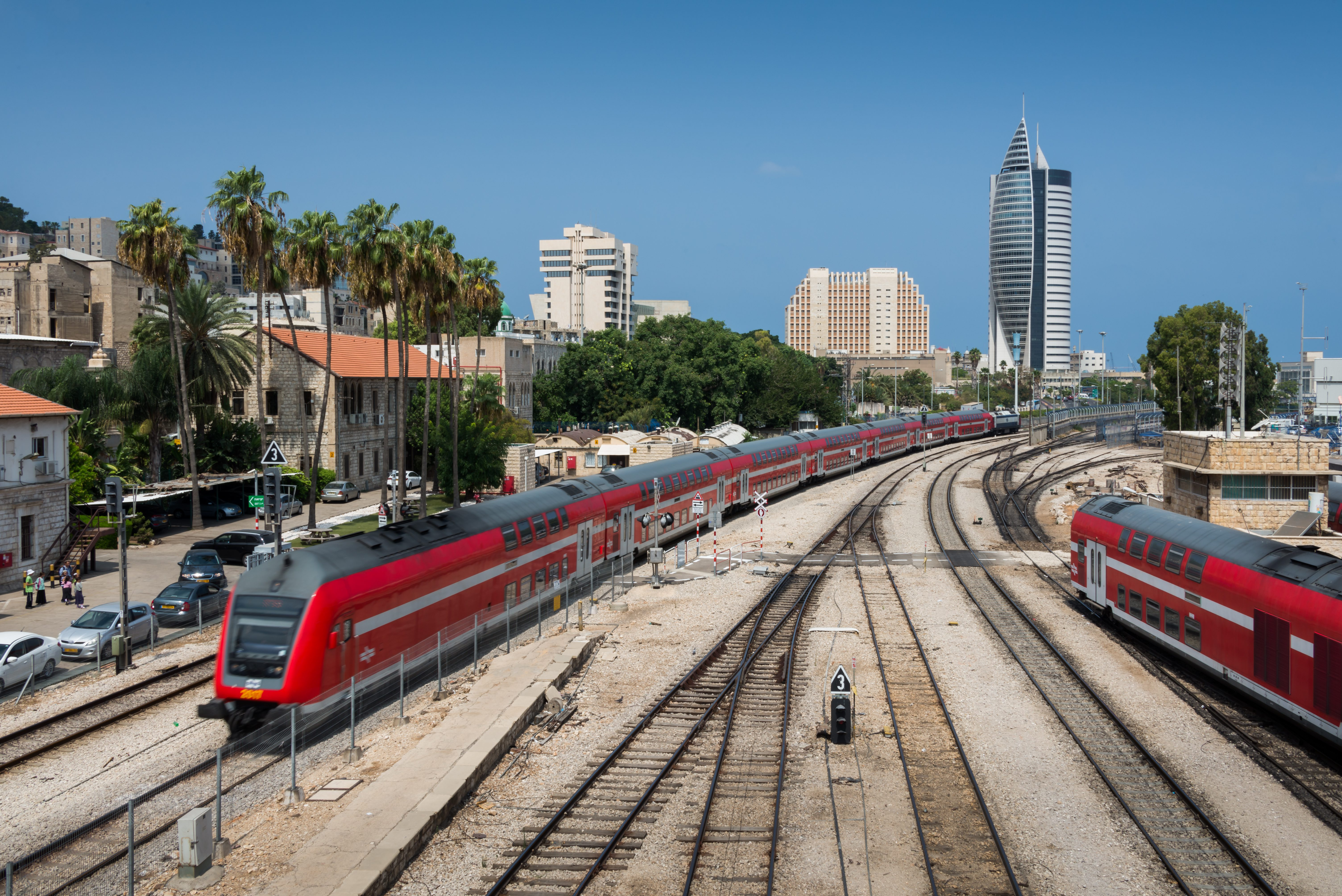 Train Tel Aviv Ben Gurion Airport