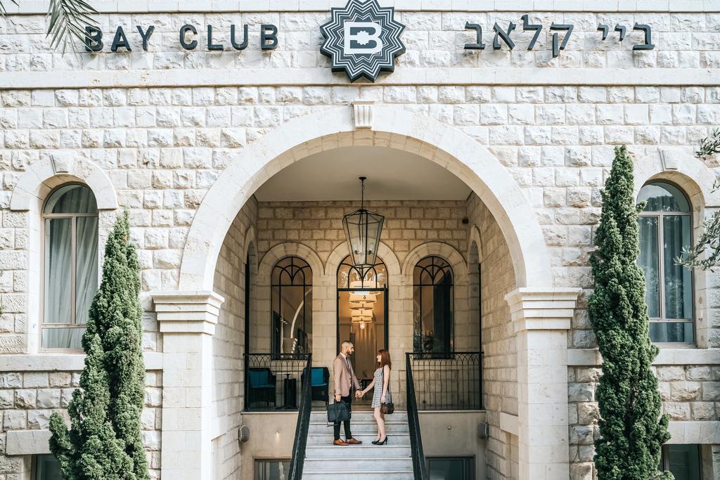 Hotel Bay Club Haifa